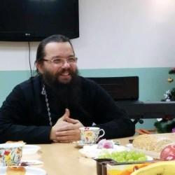 Владыка Матфей и иконописная группа - 3
