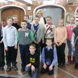 Экскурсия в Третьяковскую галерею 3 февраля 2017 г.
