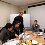Молодежь храма Знамения в Кунцеве: День Матери — наше настоящее и будущее