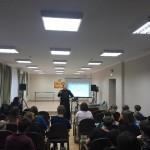 Беседа о Великом посте в ЦССВ «Наш дом»
