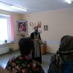 Посещение Городской клинической больницы №51 13 февраля