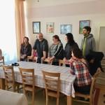 Встреча волонтеров социальной службы храма с директором ЦССВ «Наш дом»