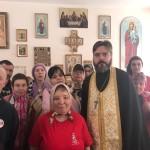 21 и 22 марта клирики нашего храма посетили проживающих в ПНИ №4