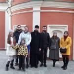Прогулка по Москве на Светлой Седмице