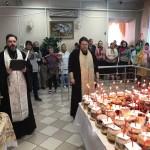 Поздравление с наступающим праздником Воскресения Христова проживающих в ПНИ №4