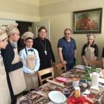 Кулинарный поединок «Пасхальная кухня» в ЦССВ «Наш дом»