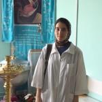 Волонтеры социальной службы храма Знамения посетили Государственную клиническую больницу №51