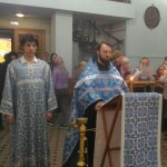 Молитва Пресвятой Богородице о молодежном служении