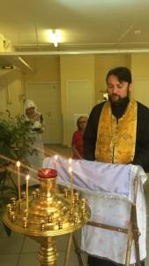 Молитва в больнице 6 ноября