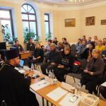 2 декабря состоялся семинар по организации работы с семьями на приходе
