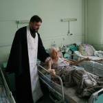 Поздравление с праздником Рождества пациентов больницы №51