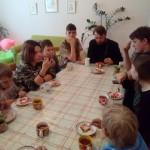 Посещение Центра содействия семейному воспитанию «Наш дом» 27 мая